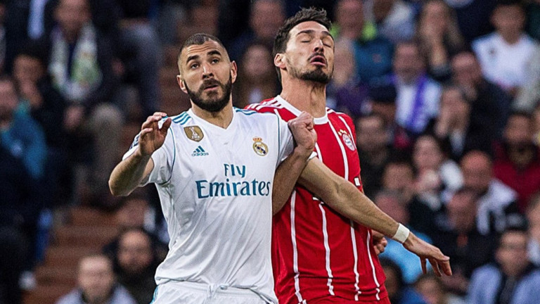 Реал (Мадрид) отказа да продаде Карим Бензема на Наполи