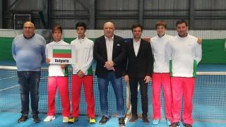 Министър Кралев откри Европейската зимна купа по тенис за юноши