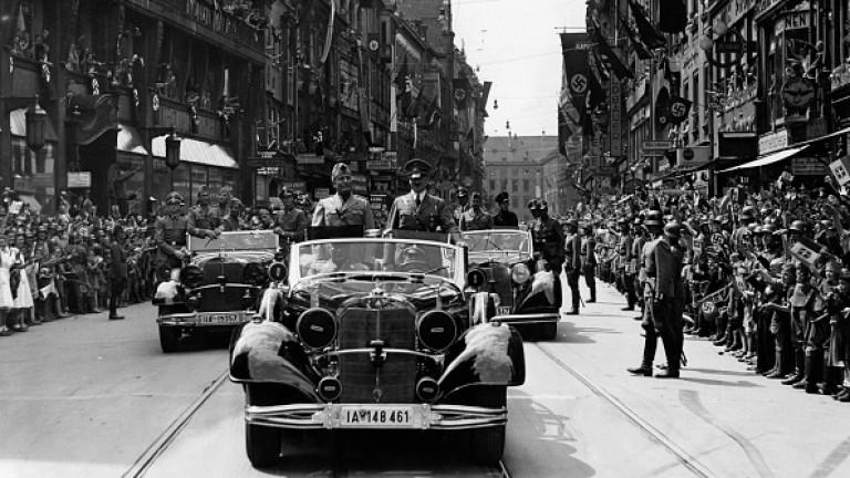 Малко преди отбелязването на 80-годишнината от началото на Втората световна