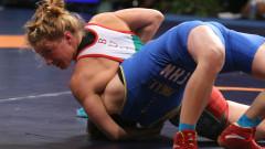 Два полуфинала за жените ни на Евро 2018 по борба