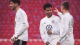 Играчите с проблеми в Германия готови за сблъсъка с Холандия