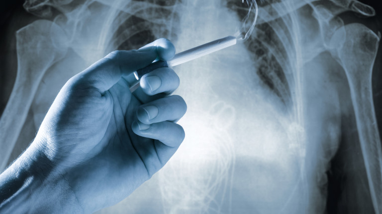 """""""Магията"""" в дробовете след спирането на цигарите"""