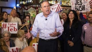 Пич, научи каква е ядрената политика на САЩ, обърна се Джеб Буш към Тръмп