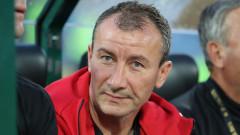 Стамен Белчев: Очаквам победа над Славия и далеч по-убедителна игра