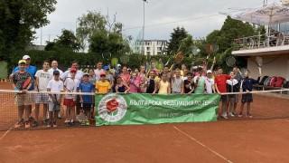 От федерацията по тенис похвалиха Енев и Ангелов