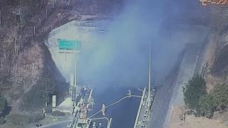 Катастрофа в тунел в Япония