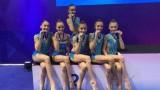 Девойките от националния ансамбъл със сребърни медали в Египет