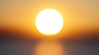 Слънцето, както не сме го виждали никога досега