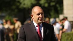 Радев: Вече няма значение какво е казал Борисов