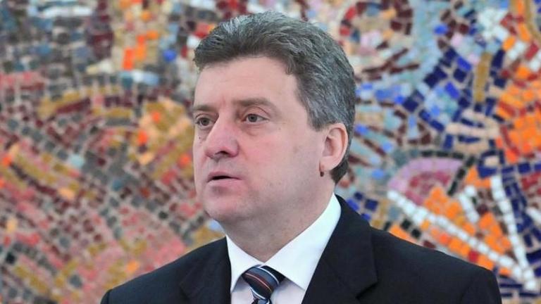 Ще спаси ли Георге Иванов с дипломация президентството си в Скопие?