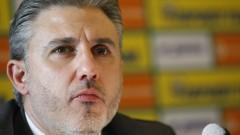 Павел Колев: Само ЦСКА може да конкурира Лудогорец за титлата в Първа лига