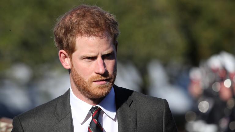 Принц Хари за смъртта на Даяна