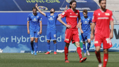Хофенхайм си осигури участие в Лига Европа