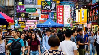 Прогнозата за растеж на Китай е намалена заради кризата около Evergrande