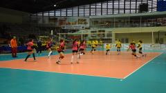 Момичетата на ЦСКА загубиха от Полицейски волейболен клуб