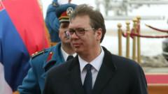 Вучич: Сърби да не се присъединяват към косовската армия