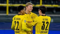 Борусия (Дортмунд) победи Хофенхайм с 3:2