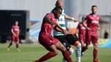 Септември приема Черно море в реванш от плейофите за класиране от 7-о до 10-о място в Първа лига
