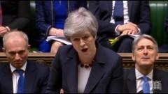 Анти-Брекзит петицията е проверявана за чуждо влияние, обяви Мей
