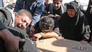 Ал Кайда пое отговорност за днешния атентат в Ирак
