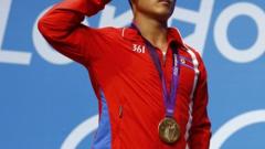 КНДР със злато и световен рекорд  в щангите