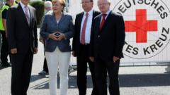 Германците масово искат още бежанци, щели да ги обогатят