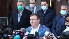 Забраняваме износа на кислород, ако има болница, която не е снабдена