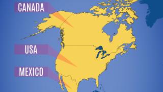 САЩ започват предоговаряне на НАФТА на 16 август