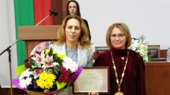Вицепремиерът Николова получава признание за принос в аграрното образование