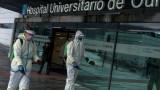 Над 42 000 заразени с COVID-19 в Испания за ден