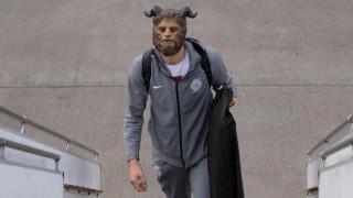 Хелоуин подрани в NBA