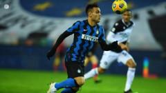 "Удинезе спря Интер, втора издънка в три мача за ""нерадзурите"""