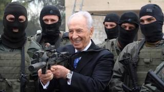 """""""Хамас"""" щастливи от смъртта на Шимон Перес, Абас го хвали за опитите за мир"""