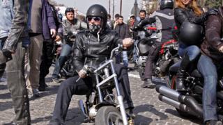 Стотици мотори потеглиха от София