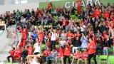 Лукойл Академик отново е шампион на България