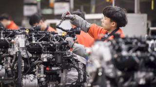Китайските заводи превключват на по-висока скорост