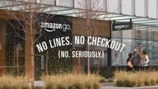 """""""Амазон"""" отваря първия безкасов магазин на бъдещето"""