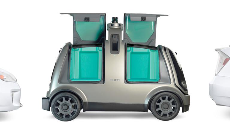Първото автономно превозно средство, проектирано да се движи без никаква