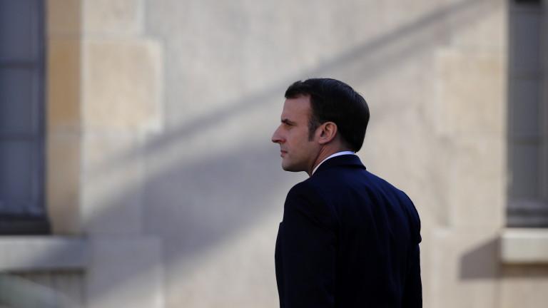 Макрон иска Брюксел да принуди Великобритания да си промени законите заради ЕС