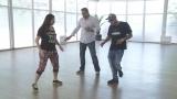 Звездните стажанти скачат в ритъма на зумба