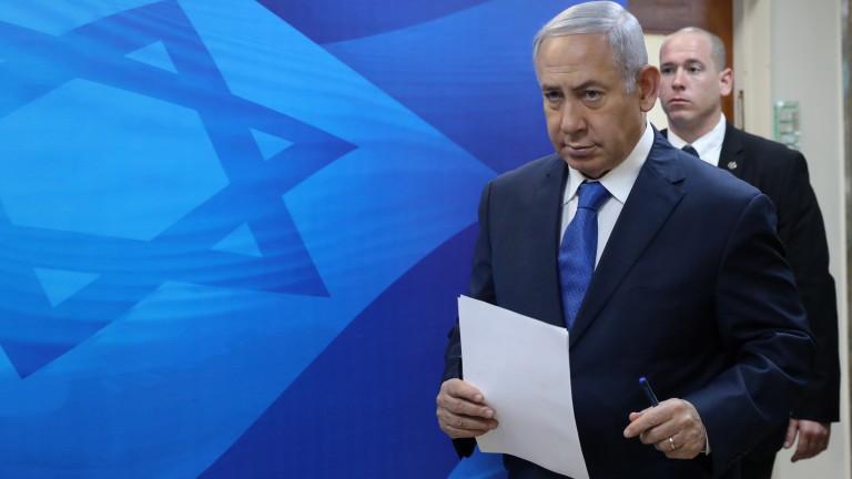 Премиерът на Израел Бенямин Нетаняху намекна загадъчно за оръжейна система,