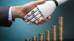 Идва ли времето, когато роботите ще управляват парите ни?