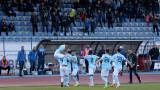Дунав без победа срещу Славия в Русе от 1985 година