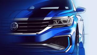 Volkswagen пуска обновения Passat в началото на 2019-а