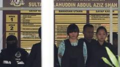 Отровният газ VX, убил брата на Ким Чен-ун, открит върху дрехите на двете обвинени жени за убийството