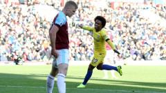Челси разби Бърнли с 4:0 като гост