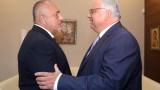 Министър-председателят Бойко Борисов проведе среща с президента на Международната федерация по борба Ненад Лалович