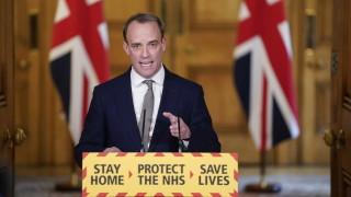 Великобритания удължава ограниченията с още най-малко 3 седмици