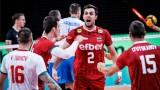 България се класира за 1/8-финалите на Европейското по волейбол