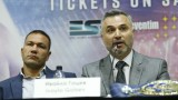 Кубрат Пулев ще провежда спаринги с нашумял американски боксьор
